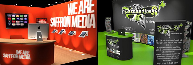 Exhibition Stand Design & EXHIBITION GRAPHICS DESIGN, Birmingham, West Midlands, London