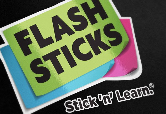 FLASHSTICKS BRANDING & PRODUCT DESIGN