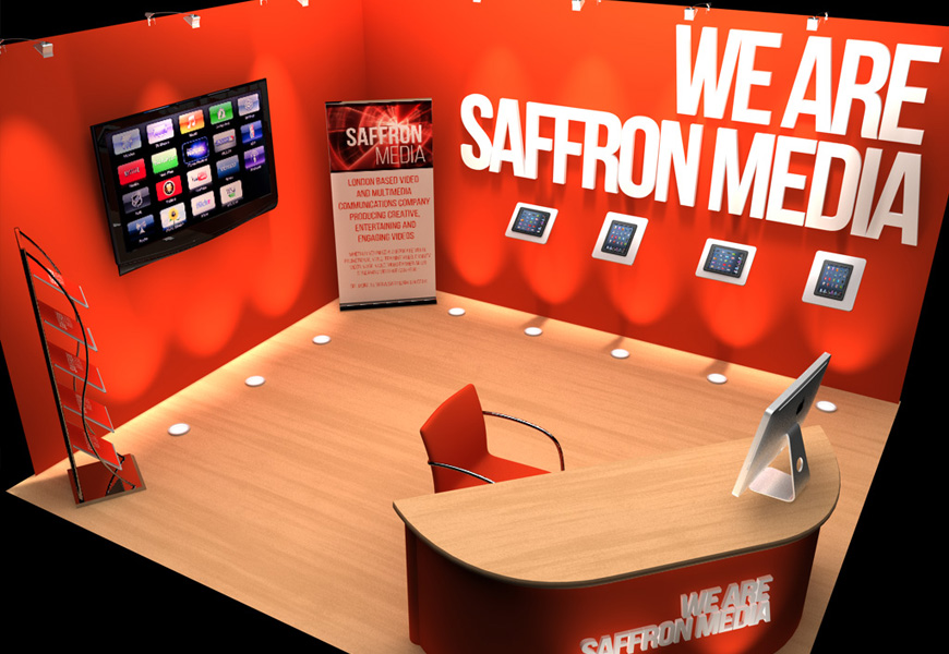 Simple Exhibition Stand Here Alone : Exhibition stand design graphics birmingham