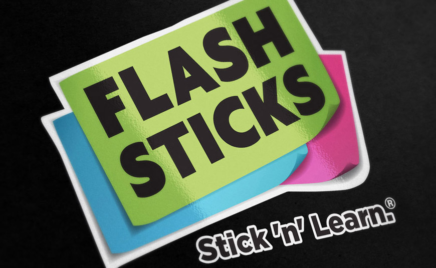 FLASHSTICKS BRANDING DESIGN