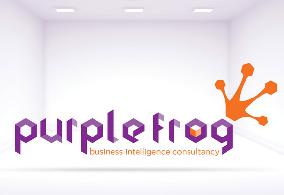 PURPLE FROG SYSTEMS LOGO