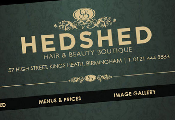 Hedshed Logo Design and Website Design Birmingham, West Midlands