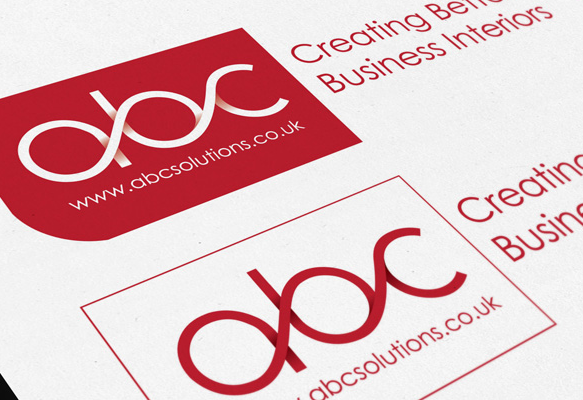 ABC SOLUTIONS LOGO DESIGN