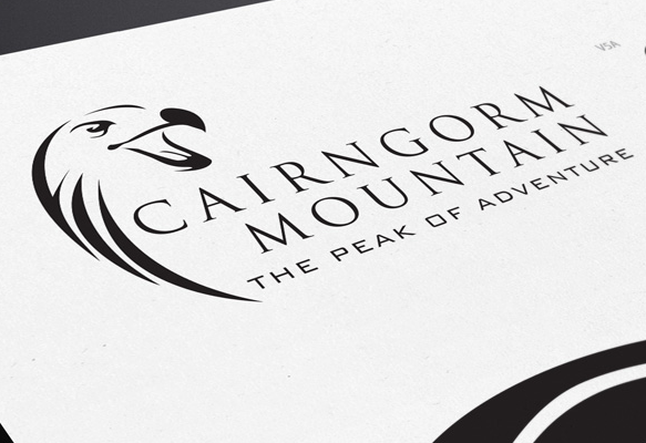 CIARNGORM MOUNTAIN - LOGO COMPS