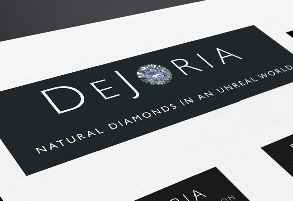 DEJORIAL DIAMONDS BRANDDING